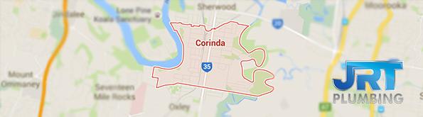 Plumbing service in Corinda